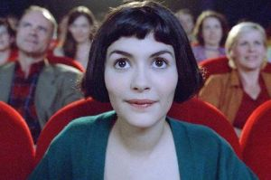 Audrey Tatou as Amélie